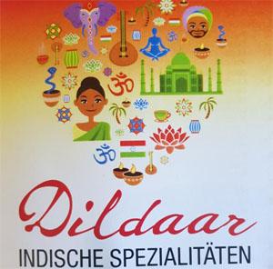Dildaar indischer Lieferdienst