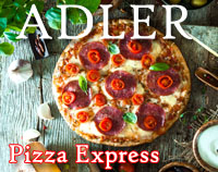 Adler Pizza Express