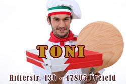 Toni Pizzeria Krefeld