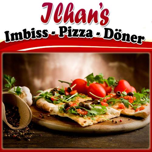 Ilhan Imbiss Pizza und D�ner