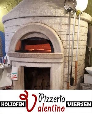 Pizzeria Valentino Holzofen